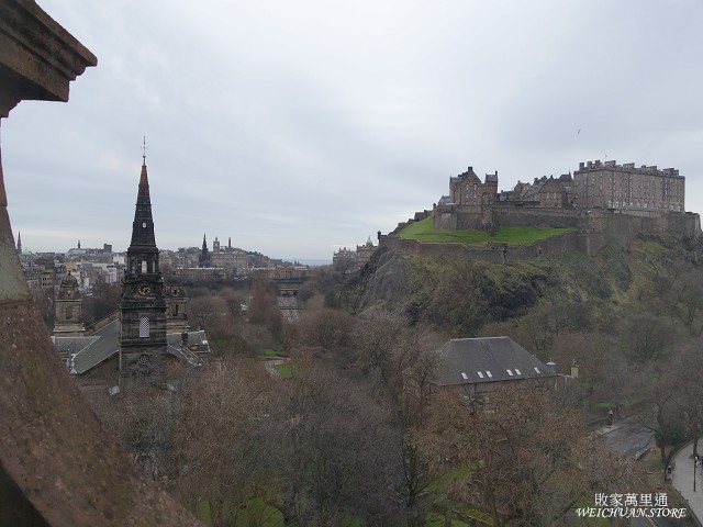 [愛丁堡]WALDORF ASTORIA EDINBURGH – THE CALEDONIAN, EDINBURGH