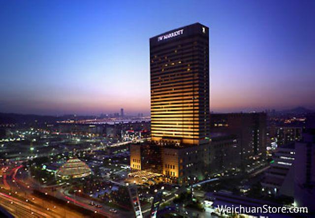 [首爾] JW Marriott Hotel, Seoul